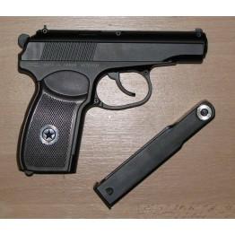 Пневматический пистолет Makarov KWC PM km44