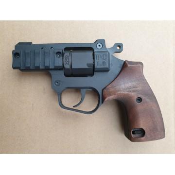 Револьвер скрытого ношения РС-1 с планкой пикатини для установки лазера