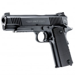 Пневматический пистолет Umarex Colt M45 A1 CQBP