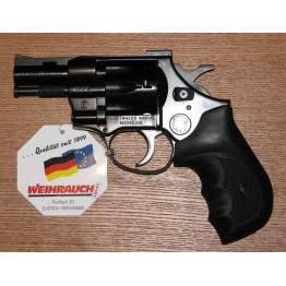 Револьвер под патрон Флобера Weihrauch HW4 2.5'' пластик