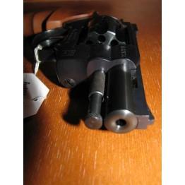 Револьвер под патрон Флобера Weihrauch HW4 2.5'' дерево