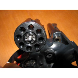 Револьвер под патрон Флобера Weihrauch HW4 4'' дерево